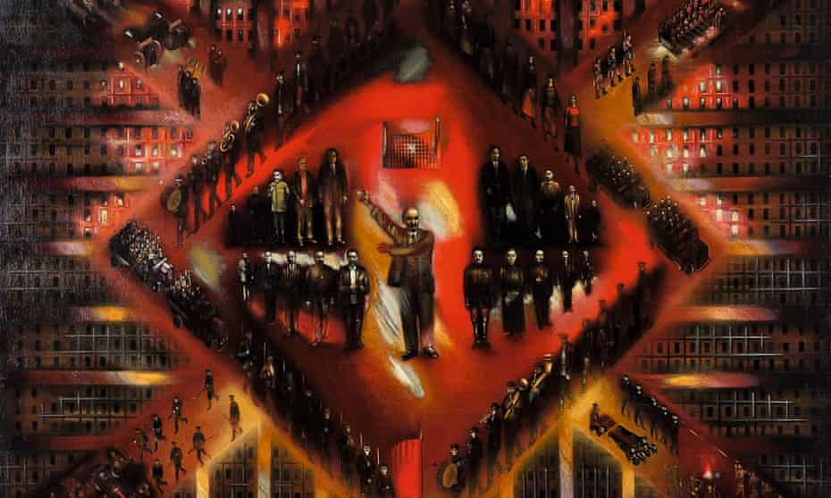 Visions in red … Kliment Redko's Uprising (1925).
