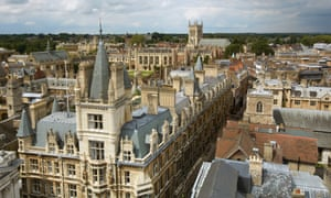 'Poverty pay and insecurity is endemic among Cambridge colleges.'