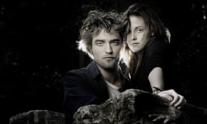 'Repeated stalking': Edward and Bella in Twilight.