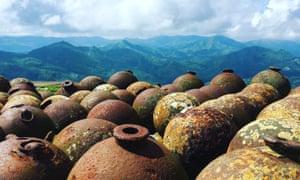 Cannonballs at Citadelle Laferrière.