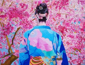 Japonesa by Alejandra Atarés