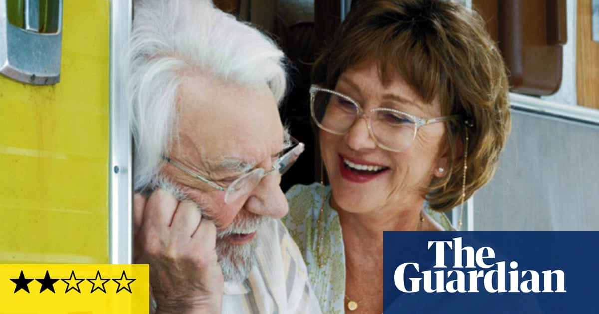 The Leisure Seeker review – two great actors in dead-end roles