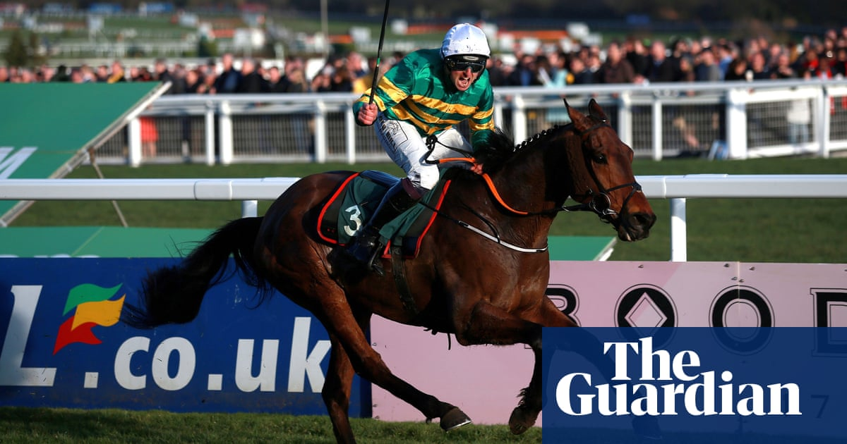 Talking Horses: Epsom victory the aim for jump jockey 'The Coddfather'