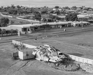 Spaceship, Coober Pedy, Australia, 2016