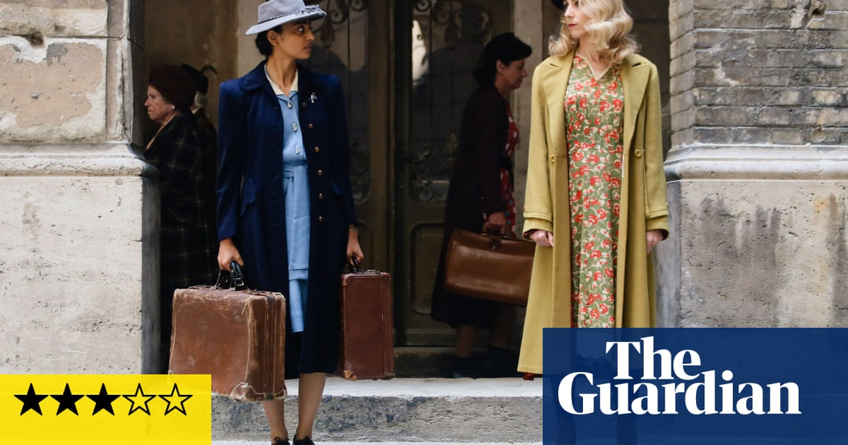 A Call to Spy review – meticulous depiction of female war-time agents