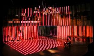 The House of Bernada Alba set
