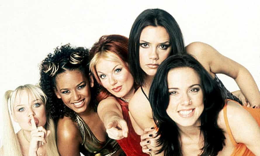 An all-encompassing form of fandom ... Spice Girls.
