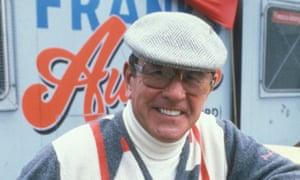 Frank Butcher (Mike Reid) in Eastenders circa 1987.