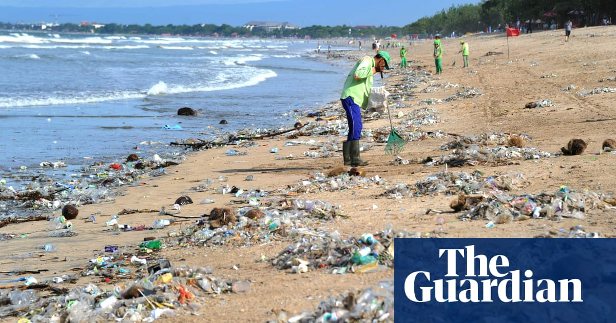 Bali Hopes To Regain Paradise Island Status With Mass Cleanup