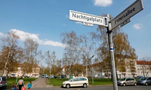 In north-west Berlin, street names linked to atrocities committed during the occupation of Namibia will be changed.
