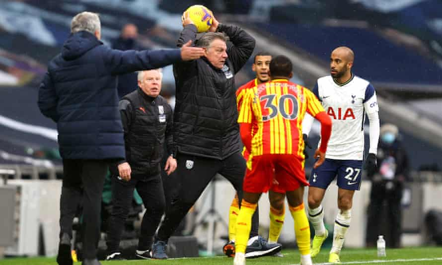 Sam Allardyce witnessed his side lose at Tottenham.