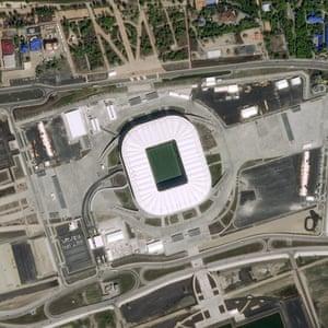 The Rostov Arena