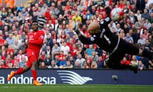 Liverpool v Aston Villa-Premier League