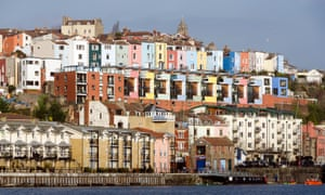 Just 6.8% of housing granted planning permission in Bristol in 2016/17 can be considered affordable.