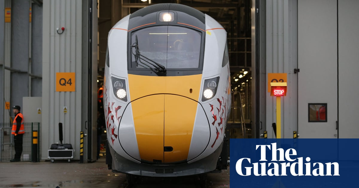 UK rail passengers facing disruption after cracks found on high-speed trains