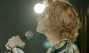Fierce energy … Maxine Peake in Funny Cow.