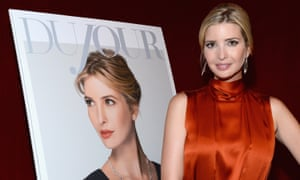Ivanka Trump arrives at 'An Evening of Glamour' at the Couture Jewelry Show at Wynn Las Vegas.