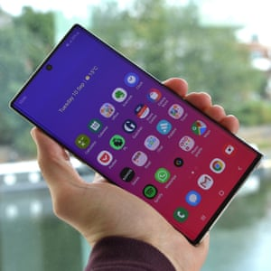 smartphone buyer's guide - samsung galaxy note 10+