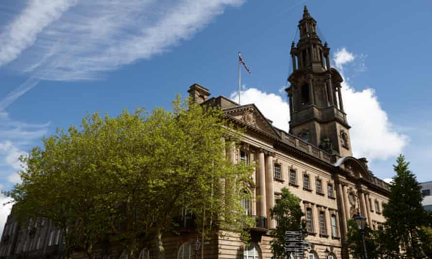 The Sessions House court in Preston