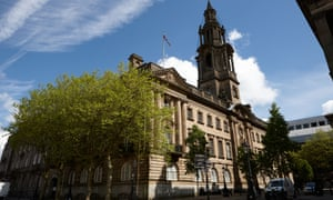 The Sessions House courthouse in Preston. The man cannot be named for legal reasons.