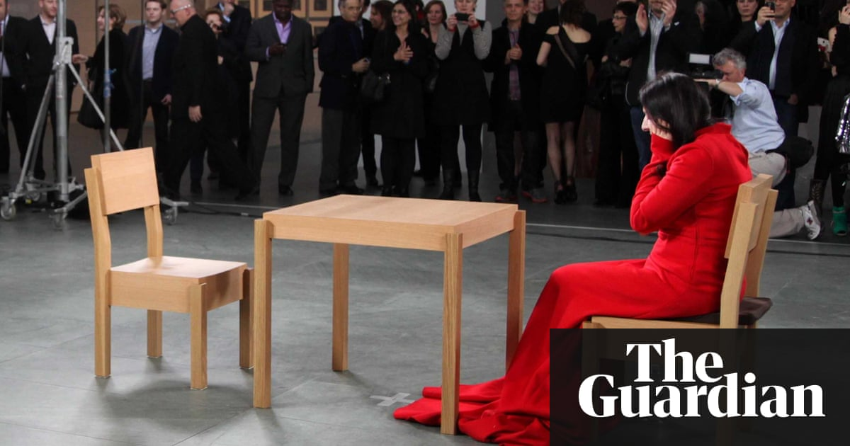 Marina abramovi sued by former lover and collaborator ulay art marina abramovic at her exhibition the artist is present moma new york 2010 thecheapjerseys Image collections