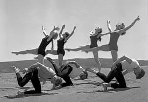 Halprin/Lathrop Dancers, San Francisco, CA 1953