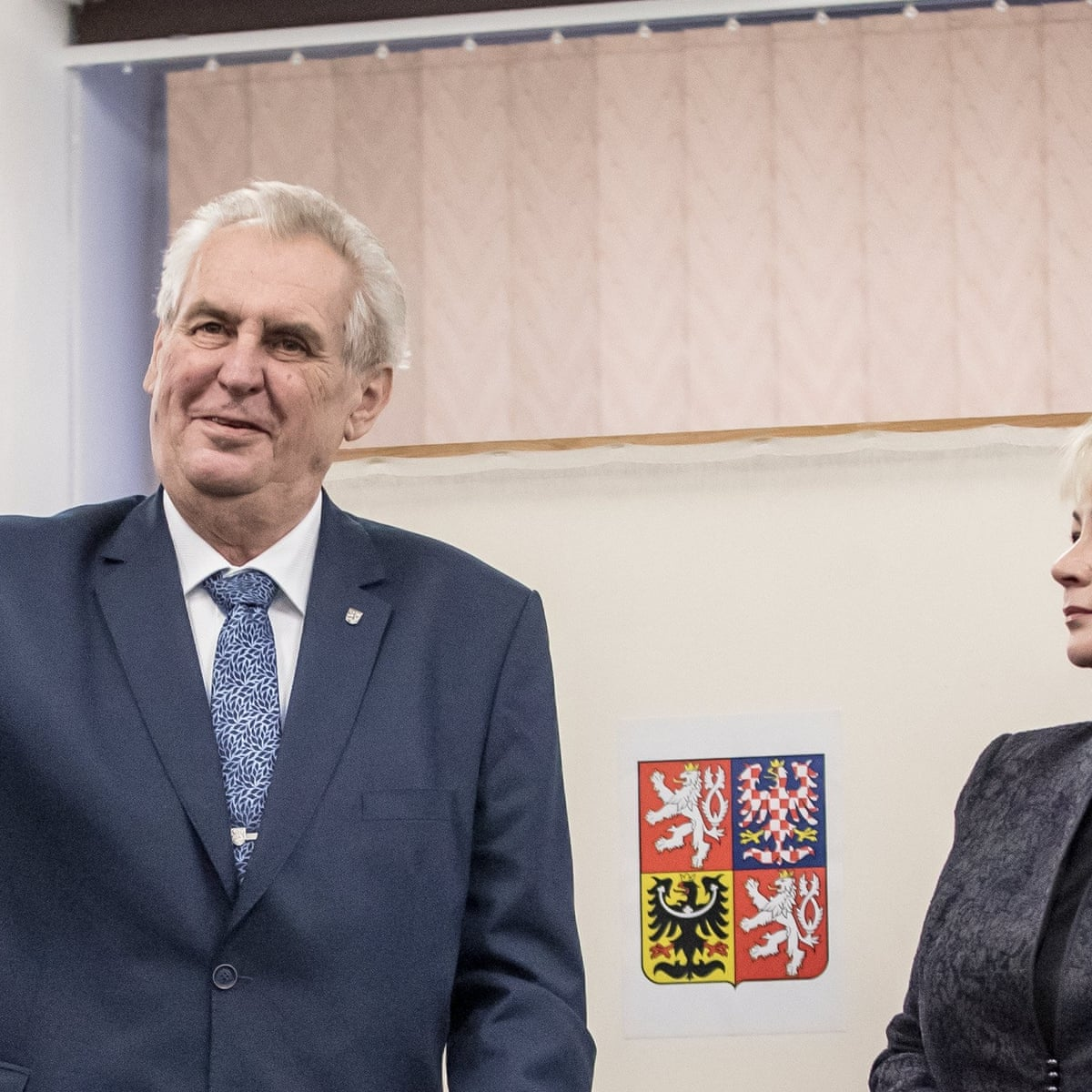 2018 President of the Senate of the Czech Republic election