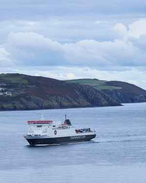 3. Copyright Laura Lewis IMG 9314 Guardian Isle of Man - FERRY in DOUGLAS copy