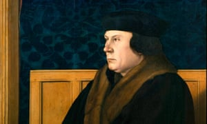 'The likeness that has shaped the tormented afterlife': Hans Holbein the Younger's 1532-33 portrait of Thomas Cromwell (detail)