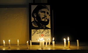 Castro's ashes will be buried in the historic southeastern city of Santiago on 4 December.