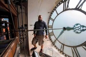 Clockkeeper Abdel Ghaffar