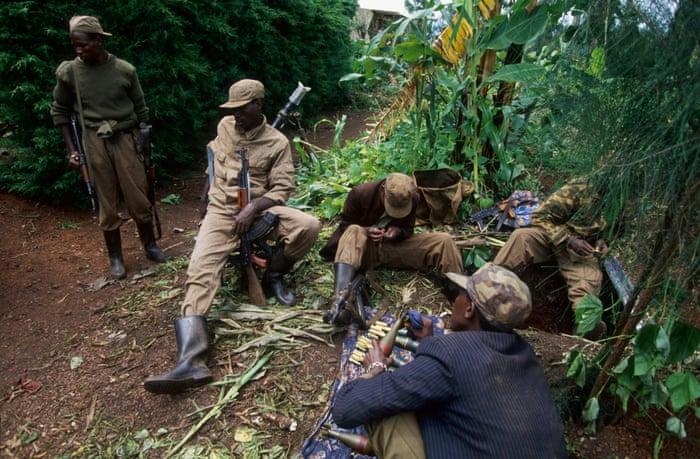 America's secret role in the Rwandan genocide | News | The Guardian