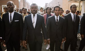 Colman Domingo, David Oyelowo, Andre Holland and Stephan James in Selma