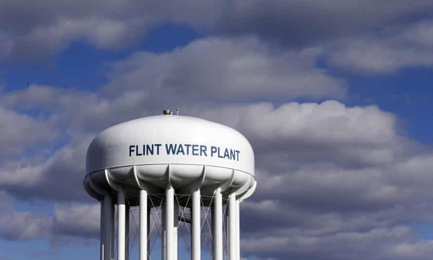 'The disaster of lead-laden drinking water in Flint, Michigan illustrated the vulnerability of our water supply.'