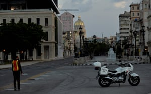 Pupils returned to school this week throughout much of the country, but not in Havana where classes will be held online