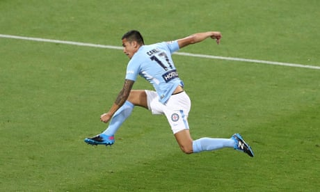 Tim Cahill leaves Melbourne City casting doubt over World Cup hopes
