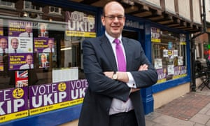Mark Reckless, stood as the UKIP candidate for the Rochester and Strood byelection.