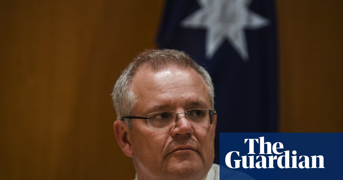 Scott Morrison calls for new national day to recognise Indigenous people | Australia news | The Guardian