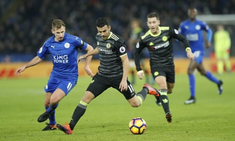 Eden Hazard and Pedro provide answers for Chelsea in Diego Costa's absence | Jacob Steinberg