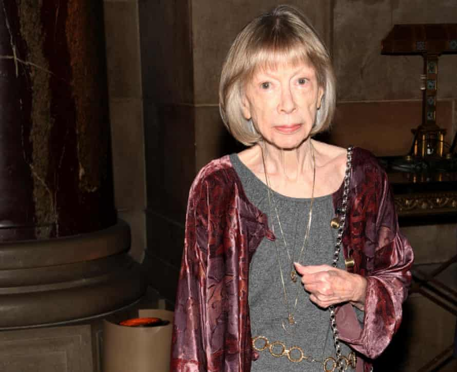Joan Didion attends The First Annual NORMAN MAILER Writers Colony Benefit Gala at Cipriani 42nd Street on October 20, 2009 in New York City