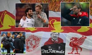 Jürgen Klopp, the Liverpool manager, says: 'My biggest skill is common sense.'