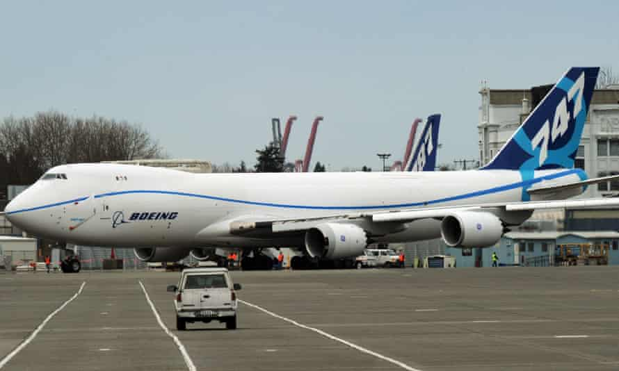 The 747 was first introduced 52 years ago with a distinctive bulge to accommodate an upper deck