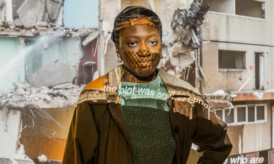 'Hackney didn't feel like my home any more' ... Ayo Akingbade.