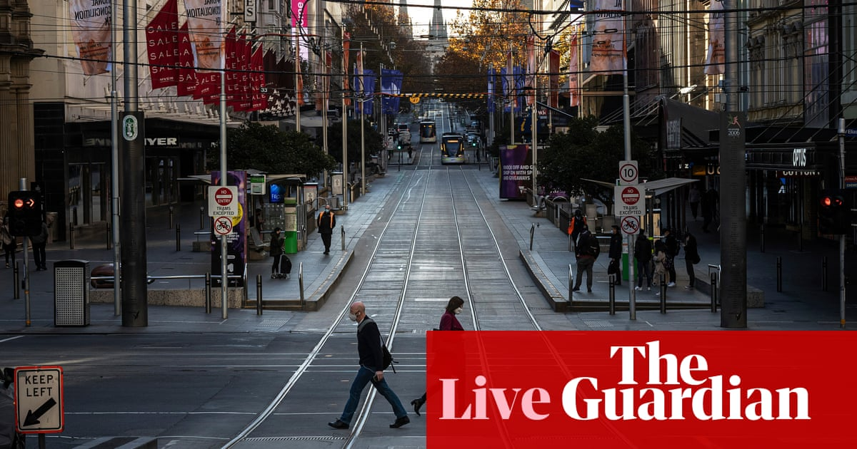 Melbourne Lockdown Extended As Second Aged Care Resident Tests Positive As It Happened Australia News The Guardian