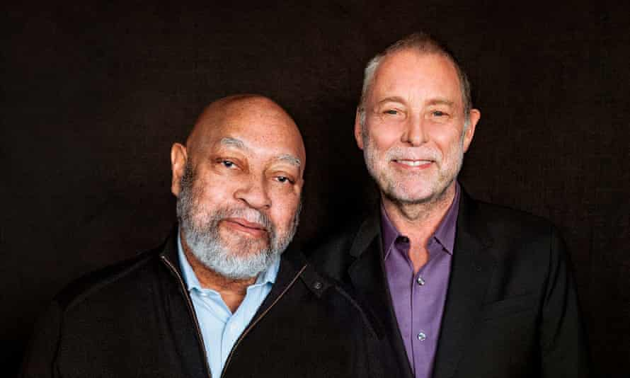 Kenny Barron and Dave Holland.