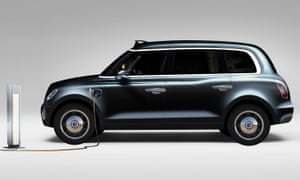 Tfl To Spend On Preparing London For New Electric Black Cabs