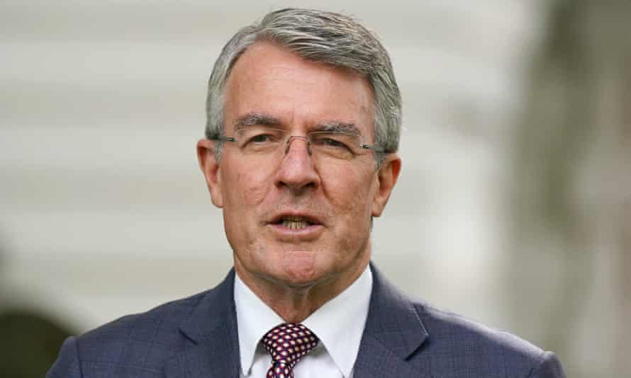 Australia's shadow attorney general Mark Dreyfus