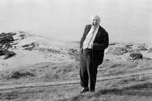 John Betjeman in 1972.