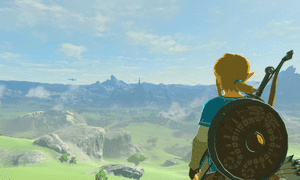 The Legend of Zelda: Breath of the Wild – Link has never