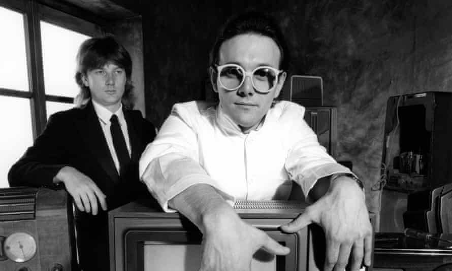 The Buggles, whose Video Killed the Radio Star is on the playlist.